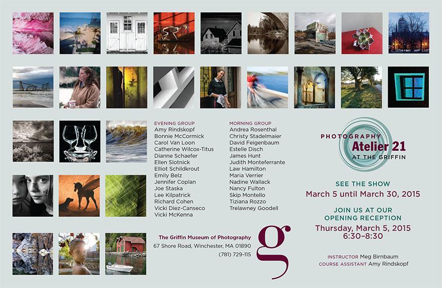 Atelier 21 Postcard front