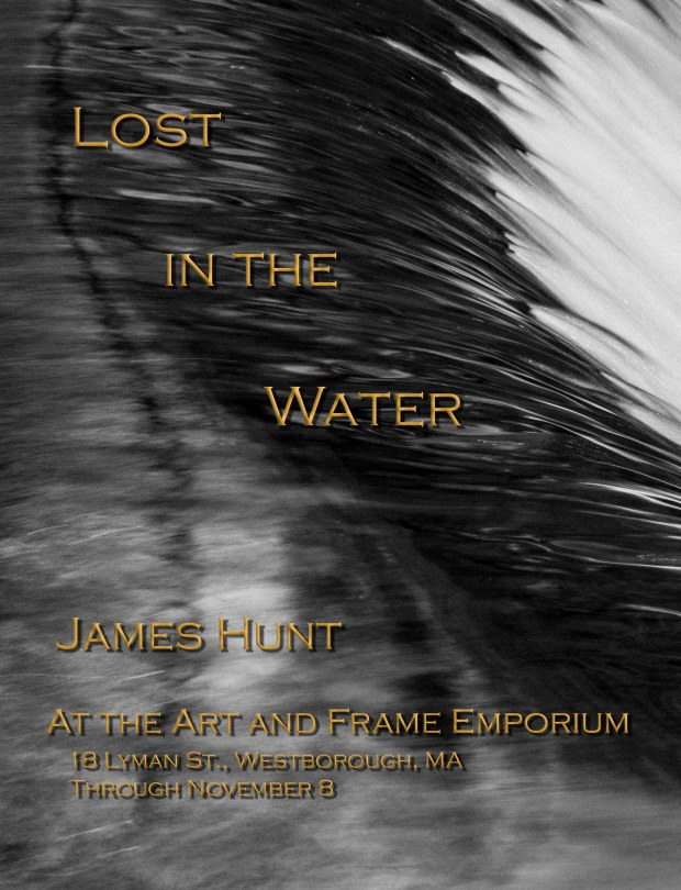 Lost in the Water #1, 2016