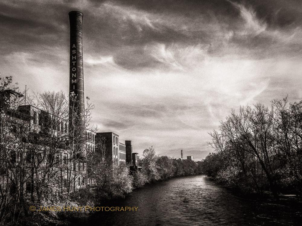 Deindustrialization, Smithfield, Rhode Island 1