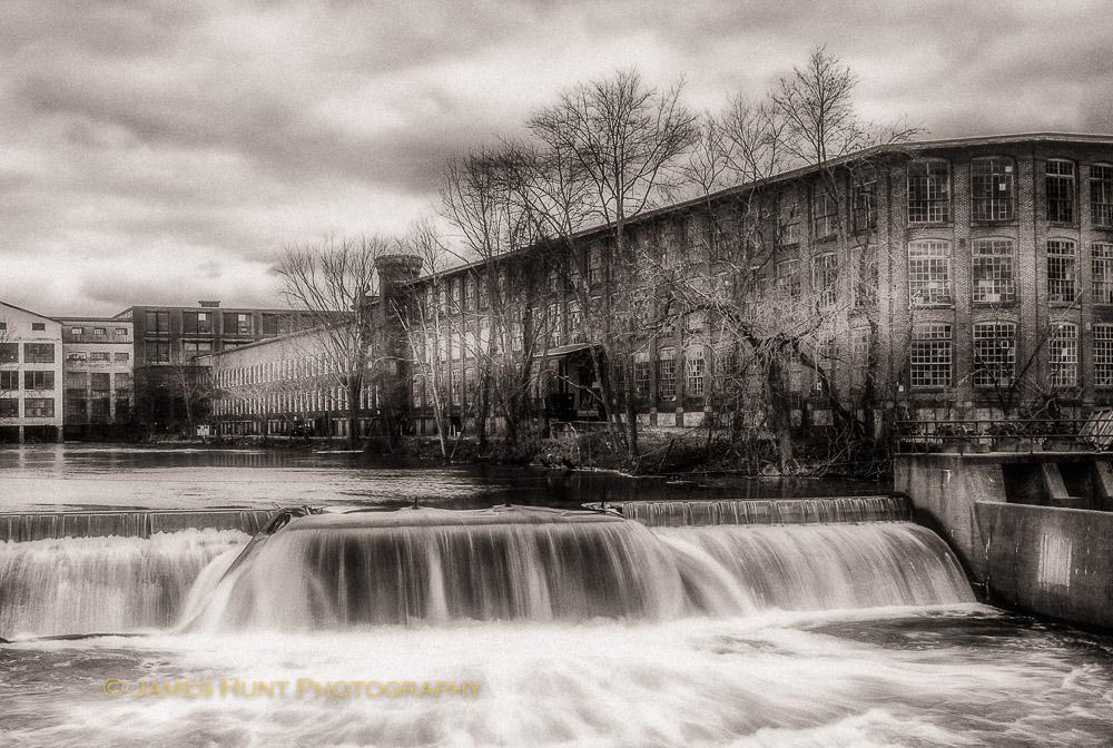 Deindustrialization, Whitinsvillle, 1