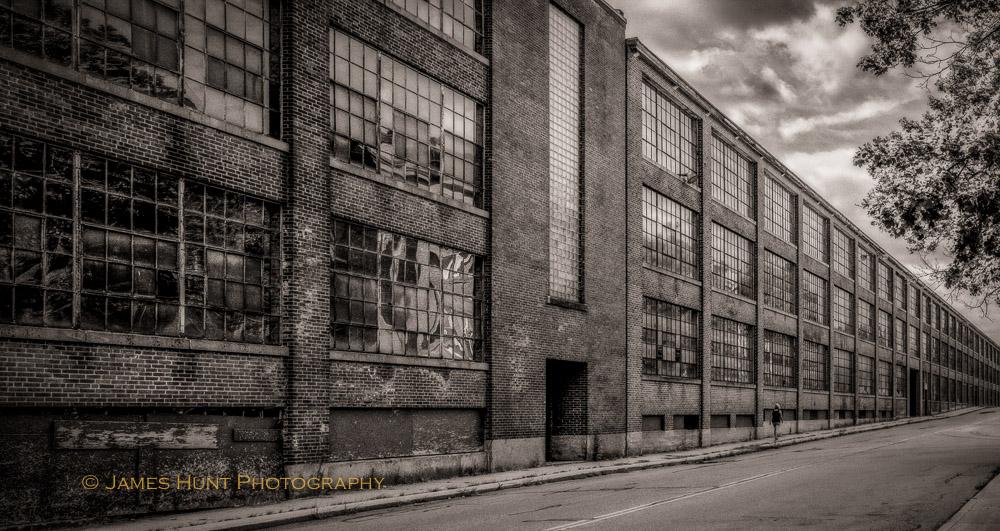 Deindustrialization, Hopedale 1