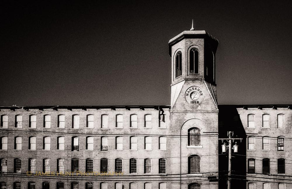 Deindustrialization - Providence 1