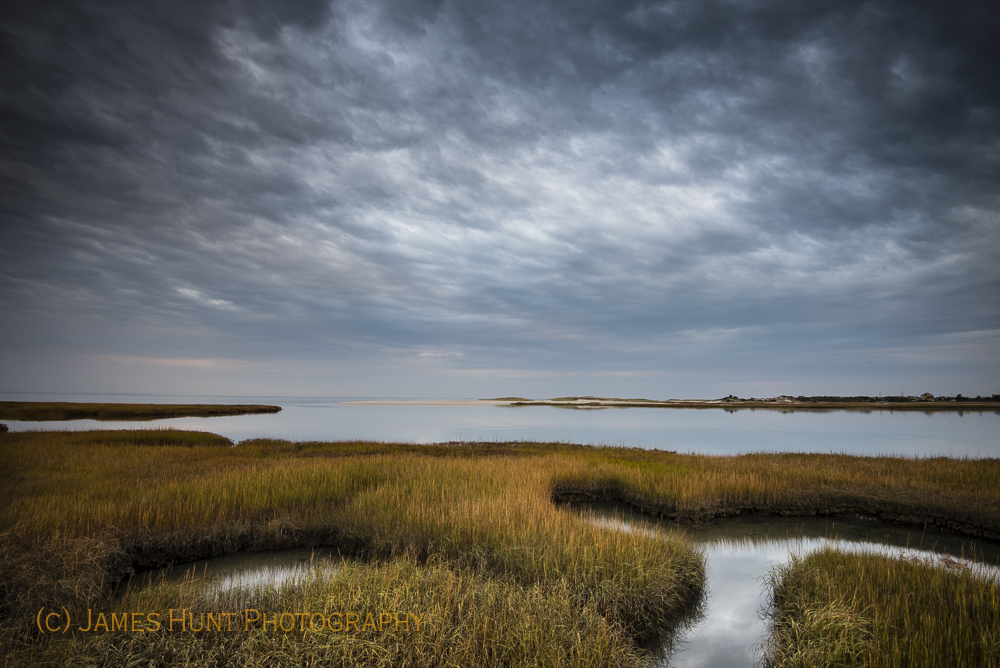 Marsh at Bass Hole, Cape Cod, 2015