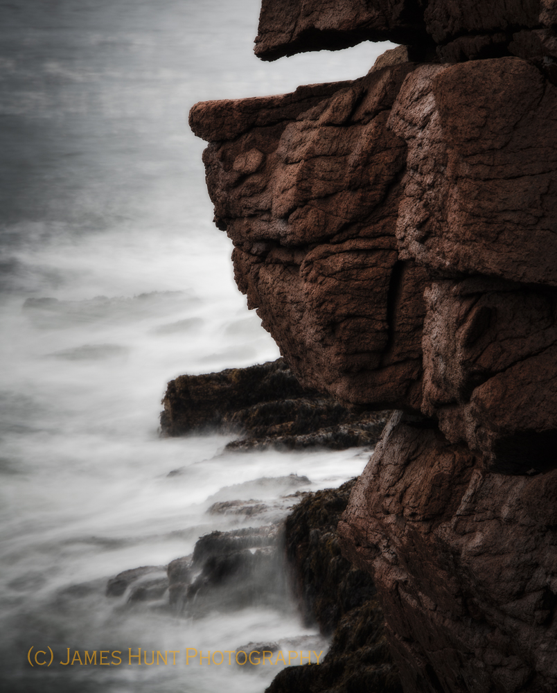 Thunder Hole, Acadia National Park, 2018